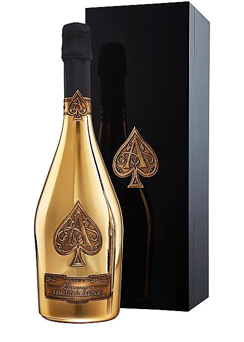 ARMAND DE BRIGNAC Ace of Spades Gold Brut Champagne