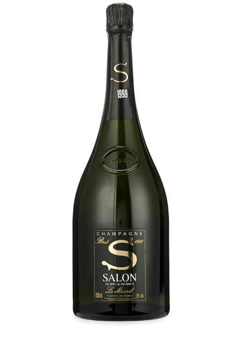 Champagne Salon Blanc de Blancs Champagne 1999 - Magnum - Harvey Nichols