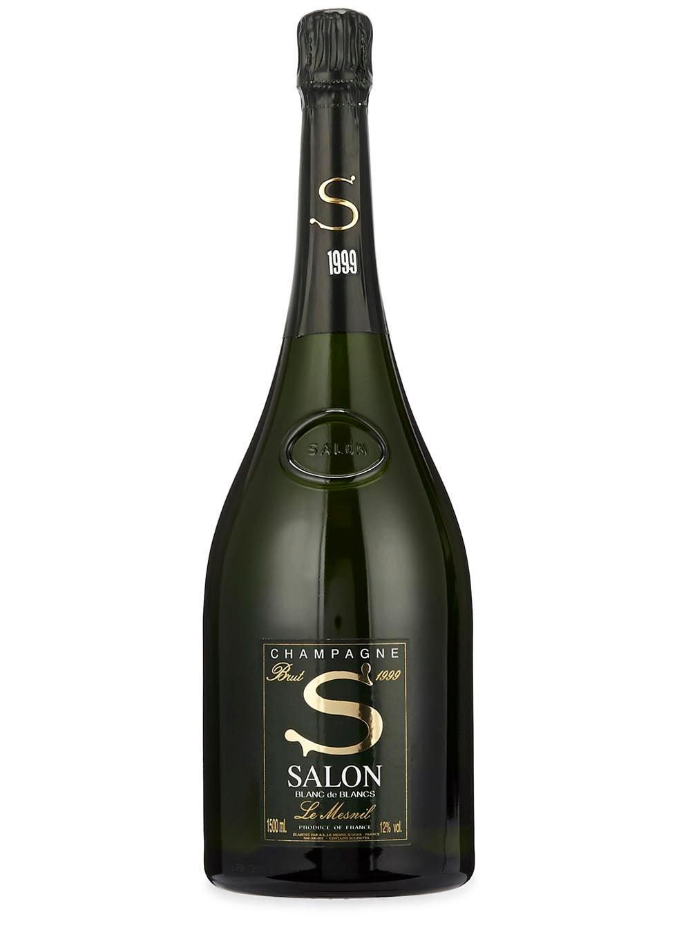 Blanc De Blancs Champagne 1999   Magnum   Champagne Salon