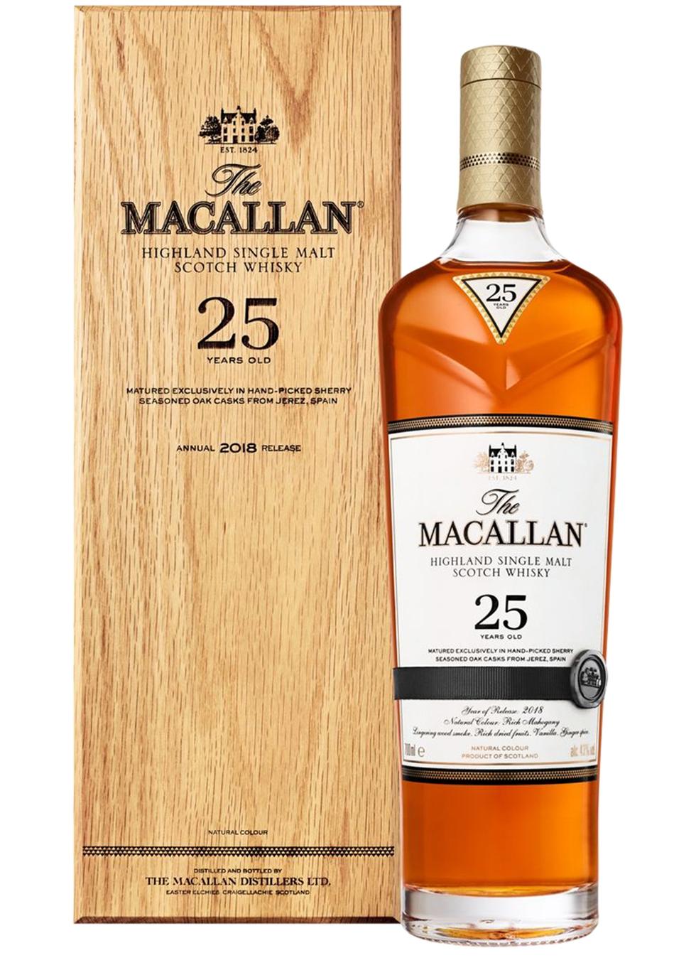 Luxury Whisky - Jack Daniels & Limited Edition - Harvey Nichols