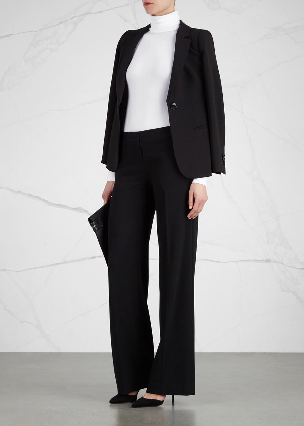 Colorado roll-neck cotton-blend bodysuit - Wolford