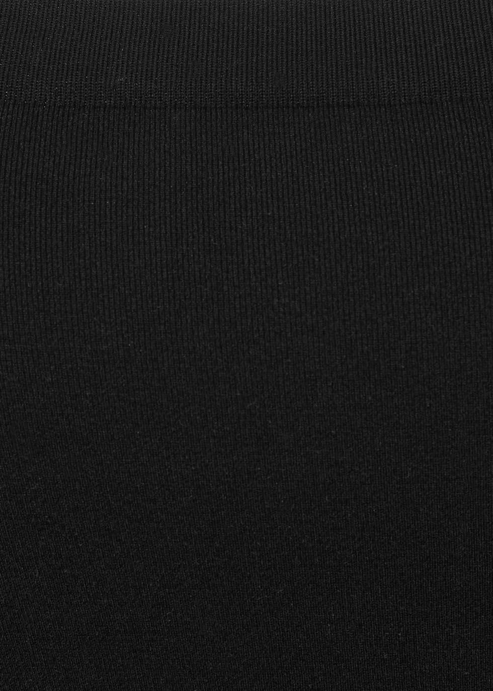 Fatal black stretch jersey dress - Wolford