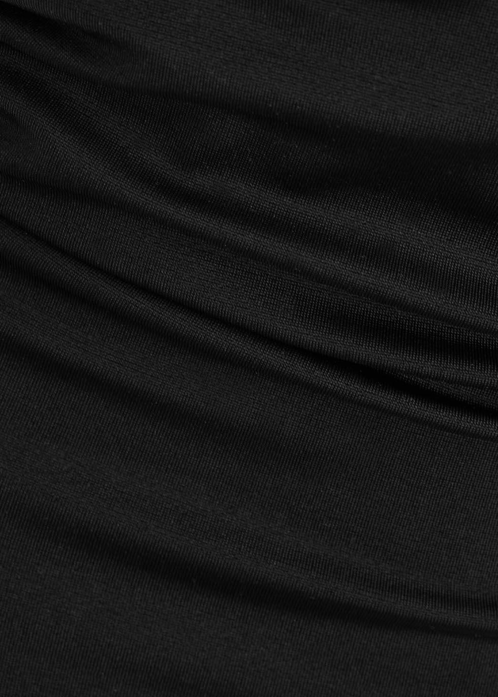 Mat De Luxe black forming bodysuit - Wolford