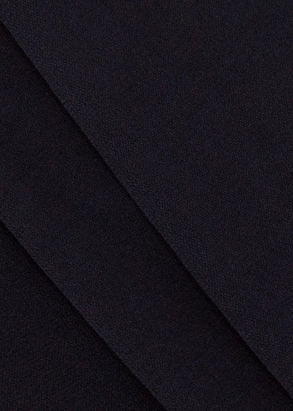 Velvet De Luxe navy 66 denier tights - Wolford