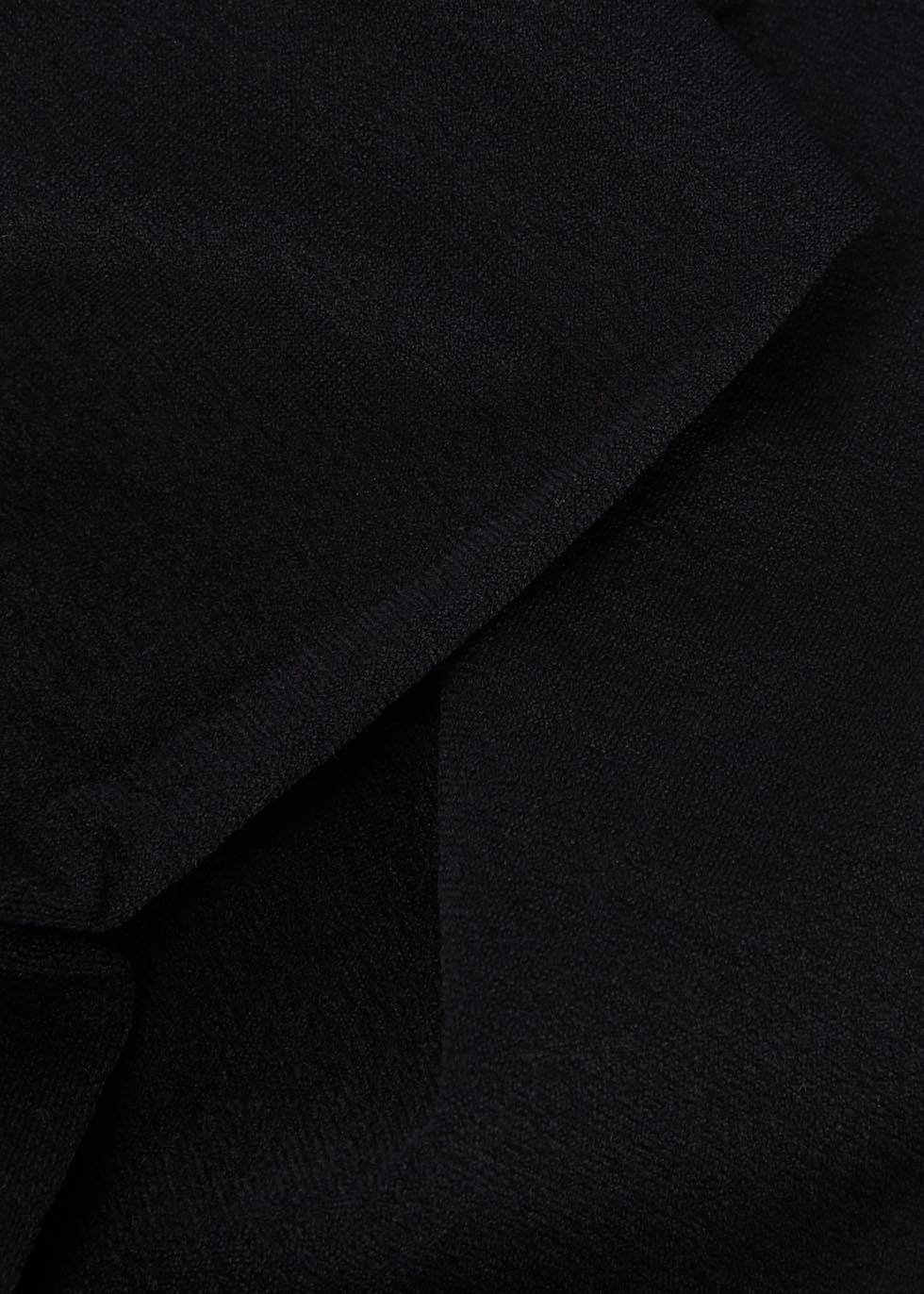 Velvet De Luxe black 50 denier hold-ups - Wolford
