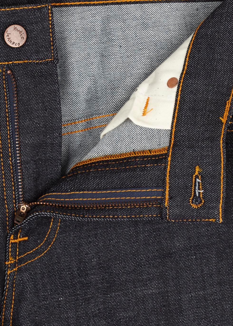 Thin Finn indigo slim-leg jeans - Nudie Jeans