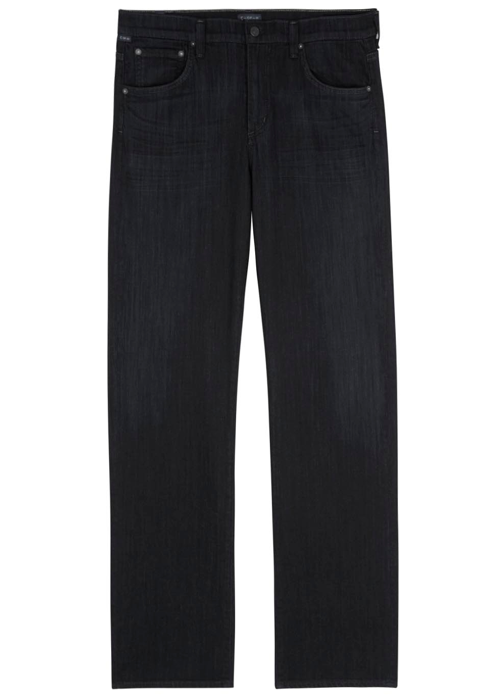 Sid midnight blue straight-leg jeans - Citizens of Humanity