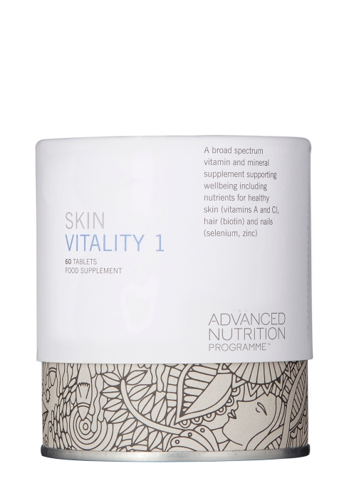 Advanced Nutrition Programme Skin Vitality 1 - 60 Tablets