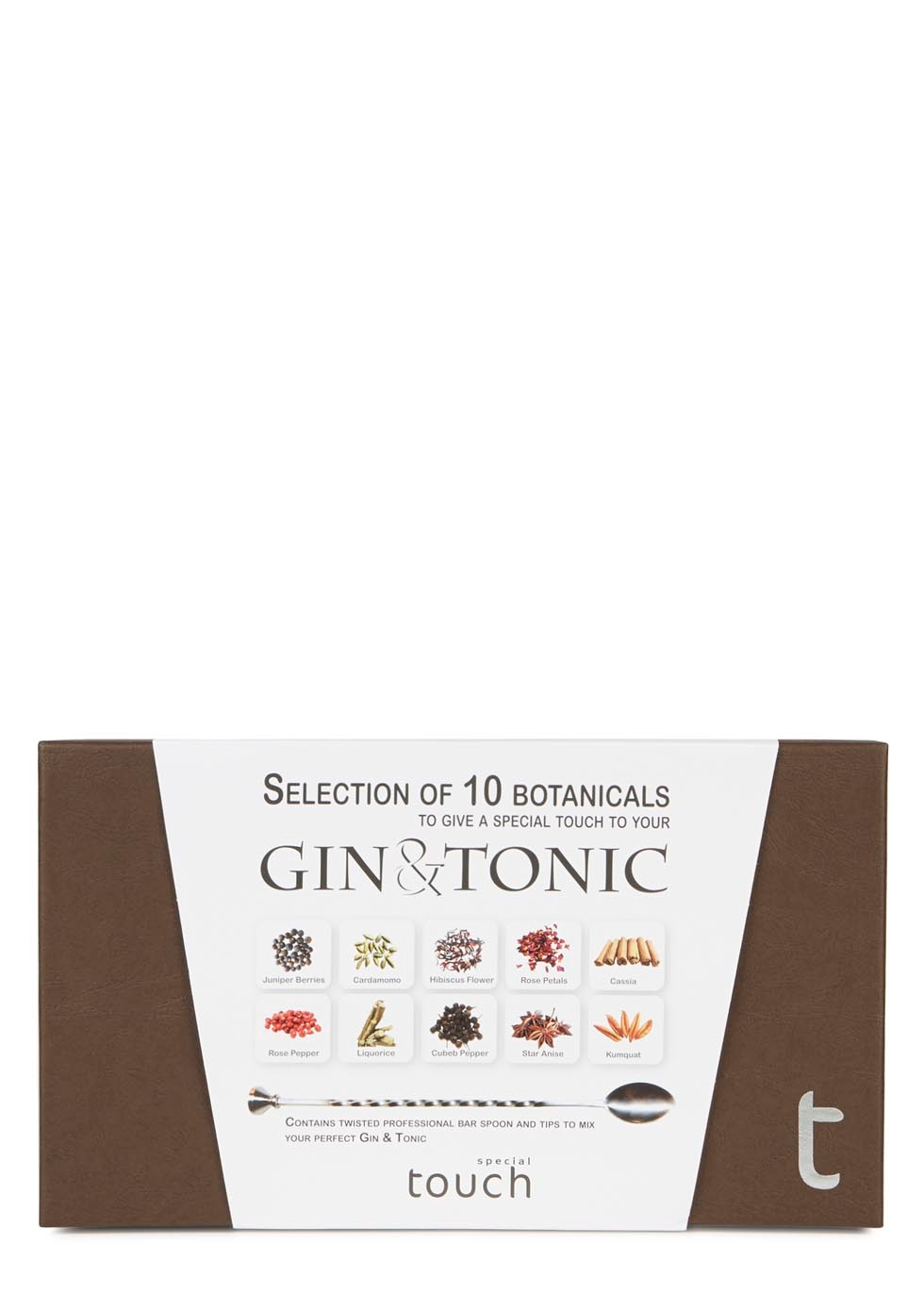 Botanicals For Gin & Tonic Set - Special Touch