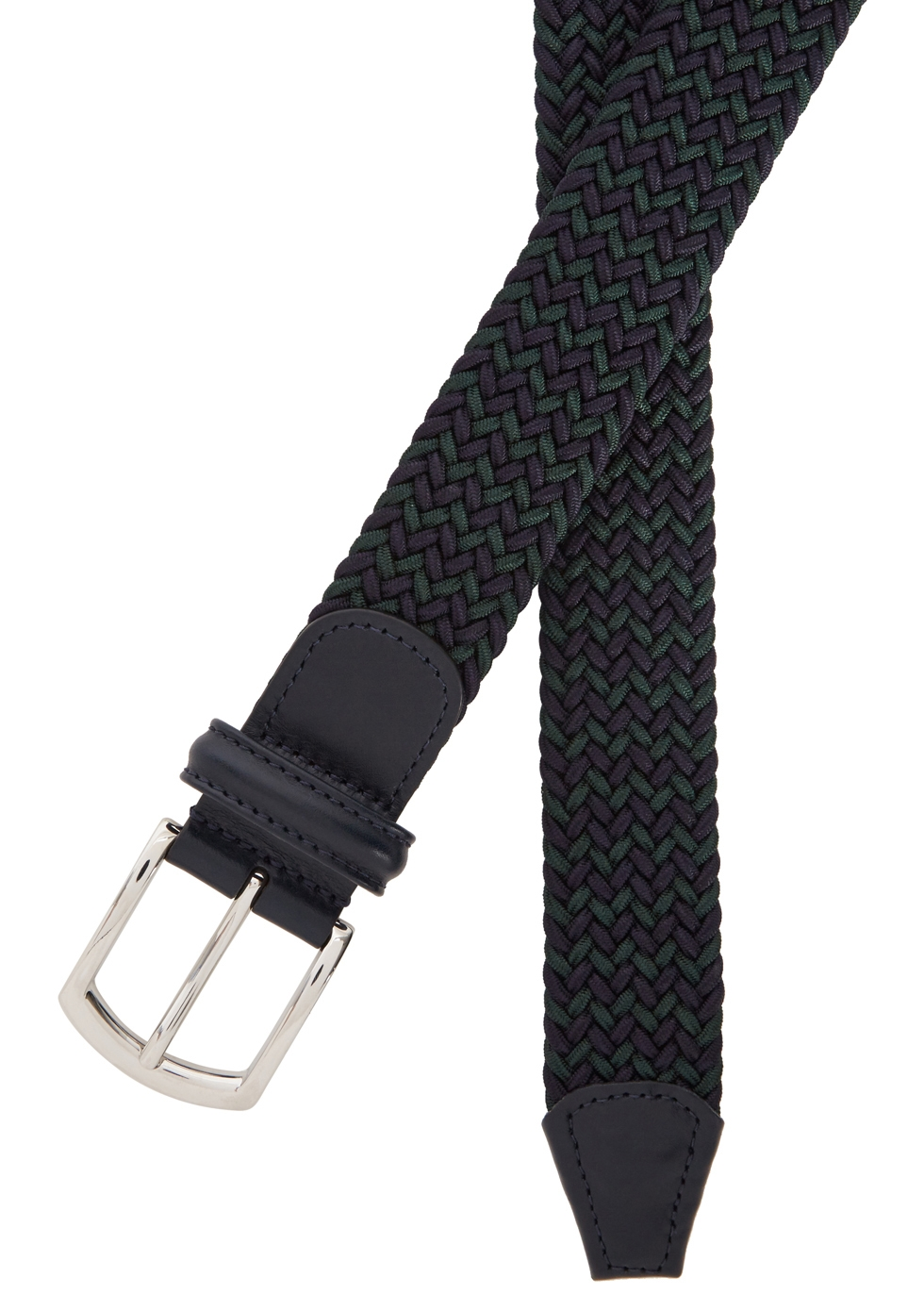 Woven canvas belt - Anderson's
