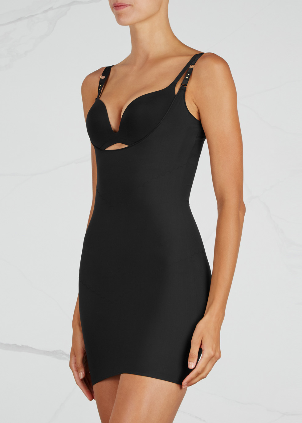 Beauty Secret black shaping dress - Wacoal