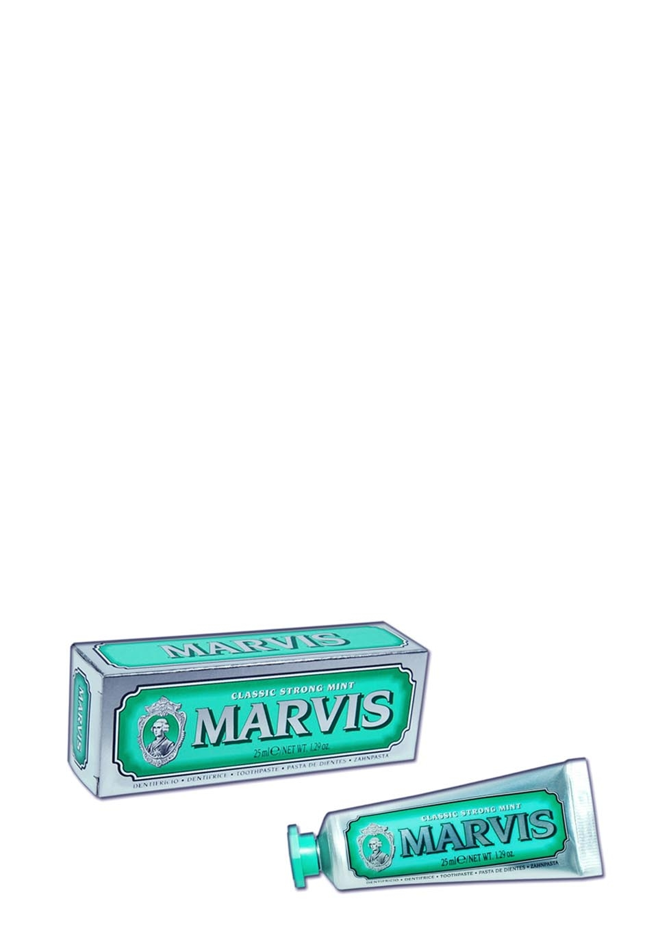 Classic Strong Mint Travel Toothpaste 25ml