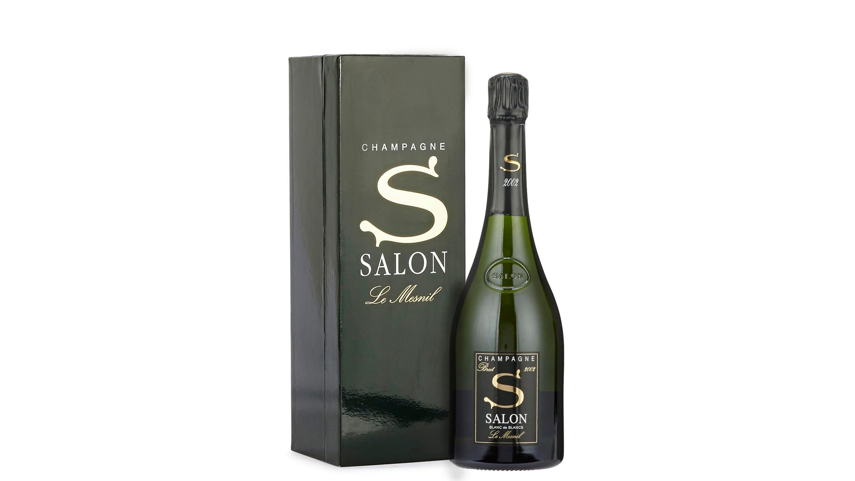 Champagne Salon Blanc de Blancs Champagne 2002 - Harvey Nichols