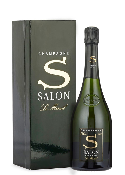 Champagne Salon Blanc De Blancs Champagne 02 - Harvey Nichols