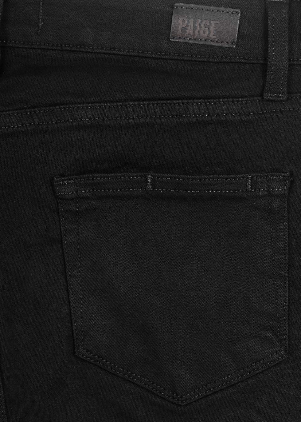 Hoxton Transcend black skinny jeans - Paige