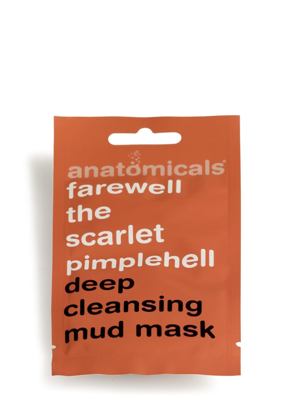 Farewell The Scarlet Pimplehell Deep Cleansing Mud Mask