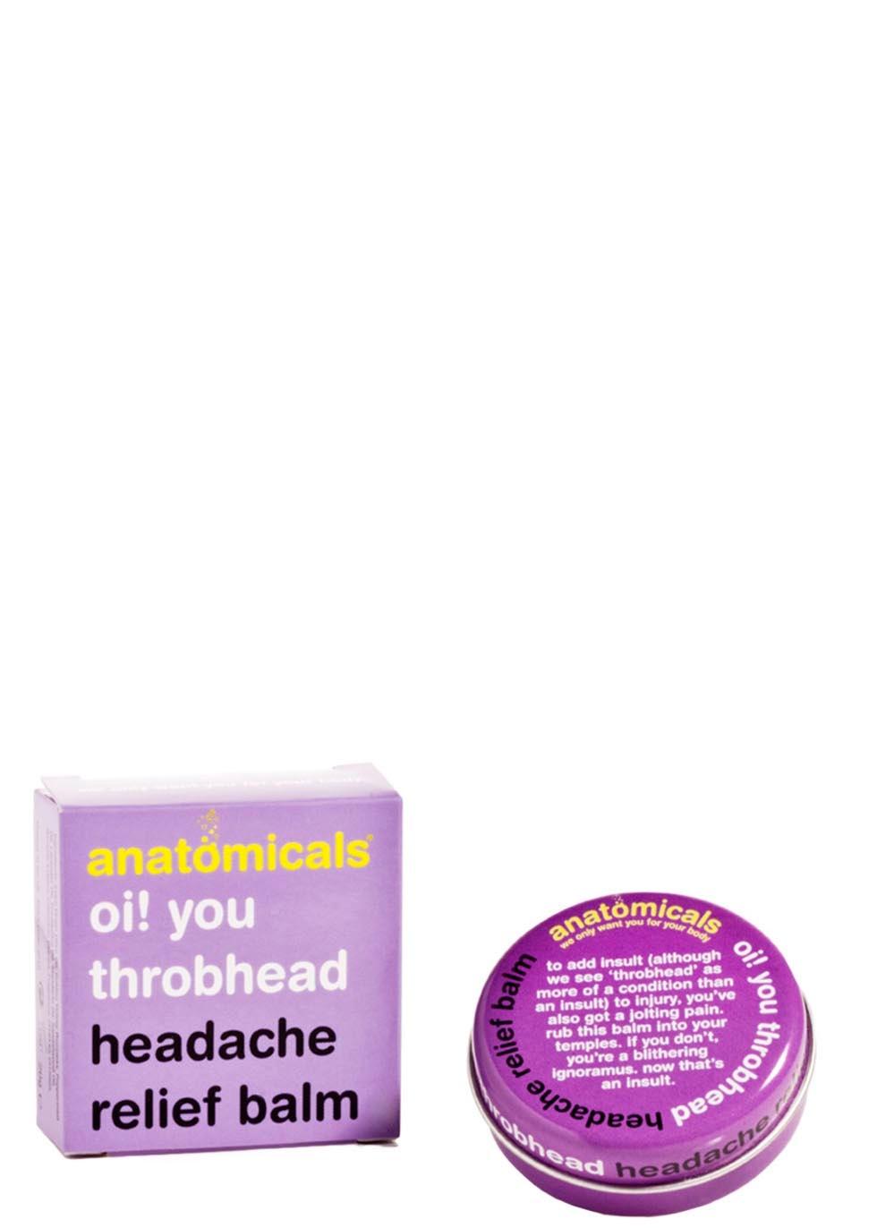 Oi! You Throbhead Headache Relief Balm 20g