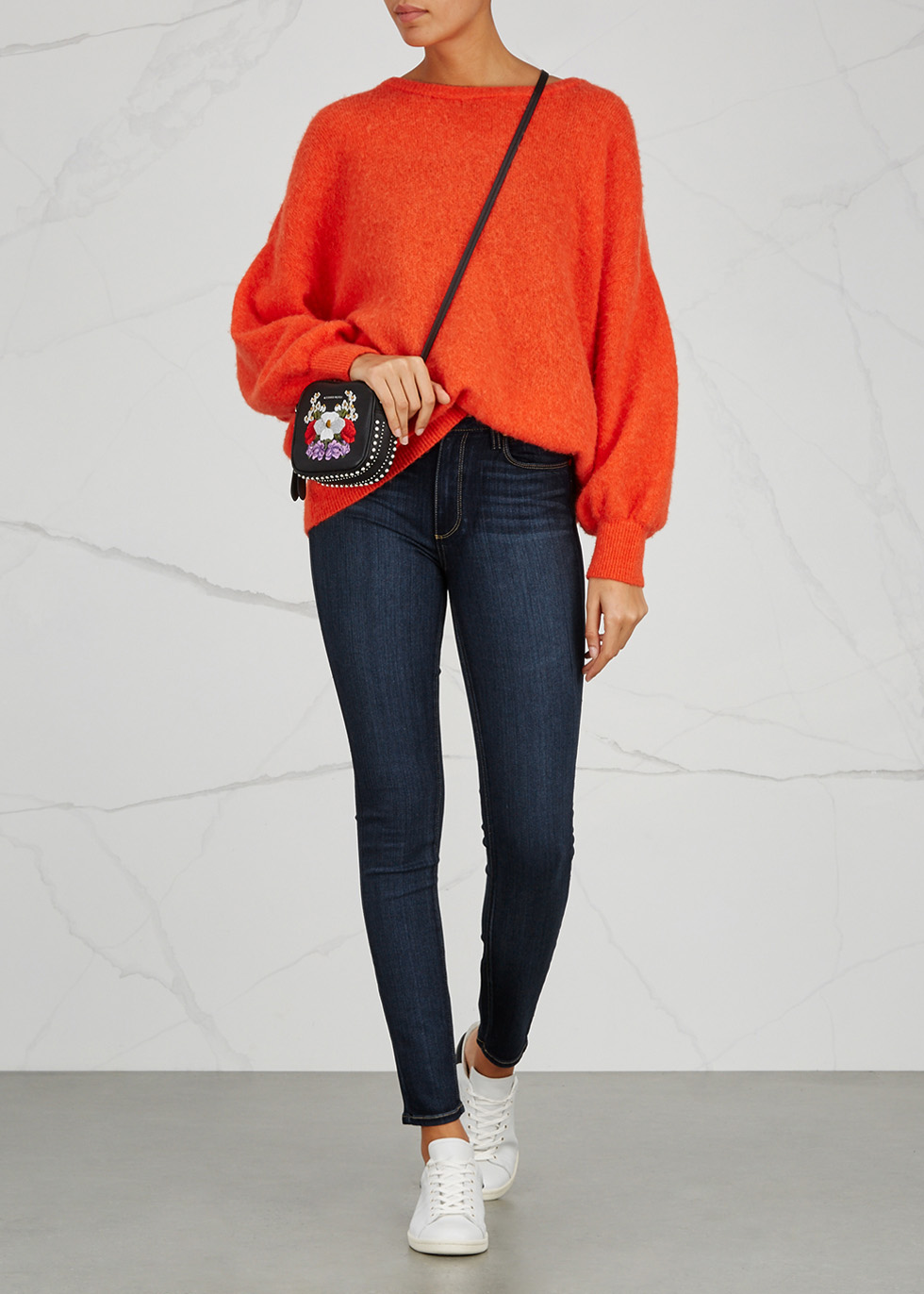 Hoxton high-rise skinny jeans - Paige