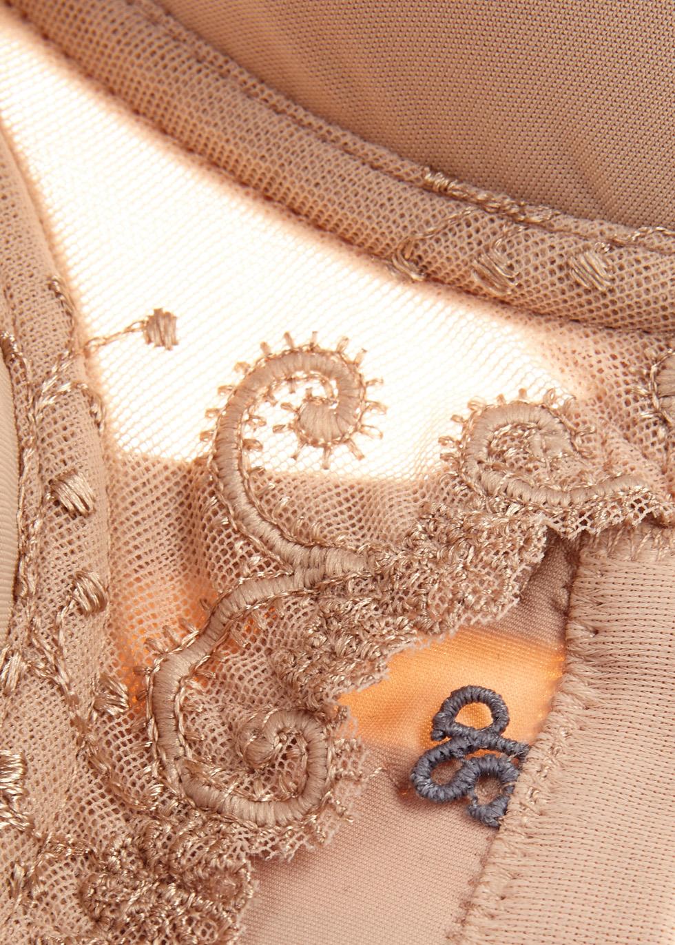 Delice blush strapless bra - Simone Pérèle