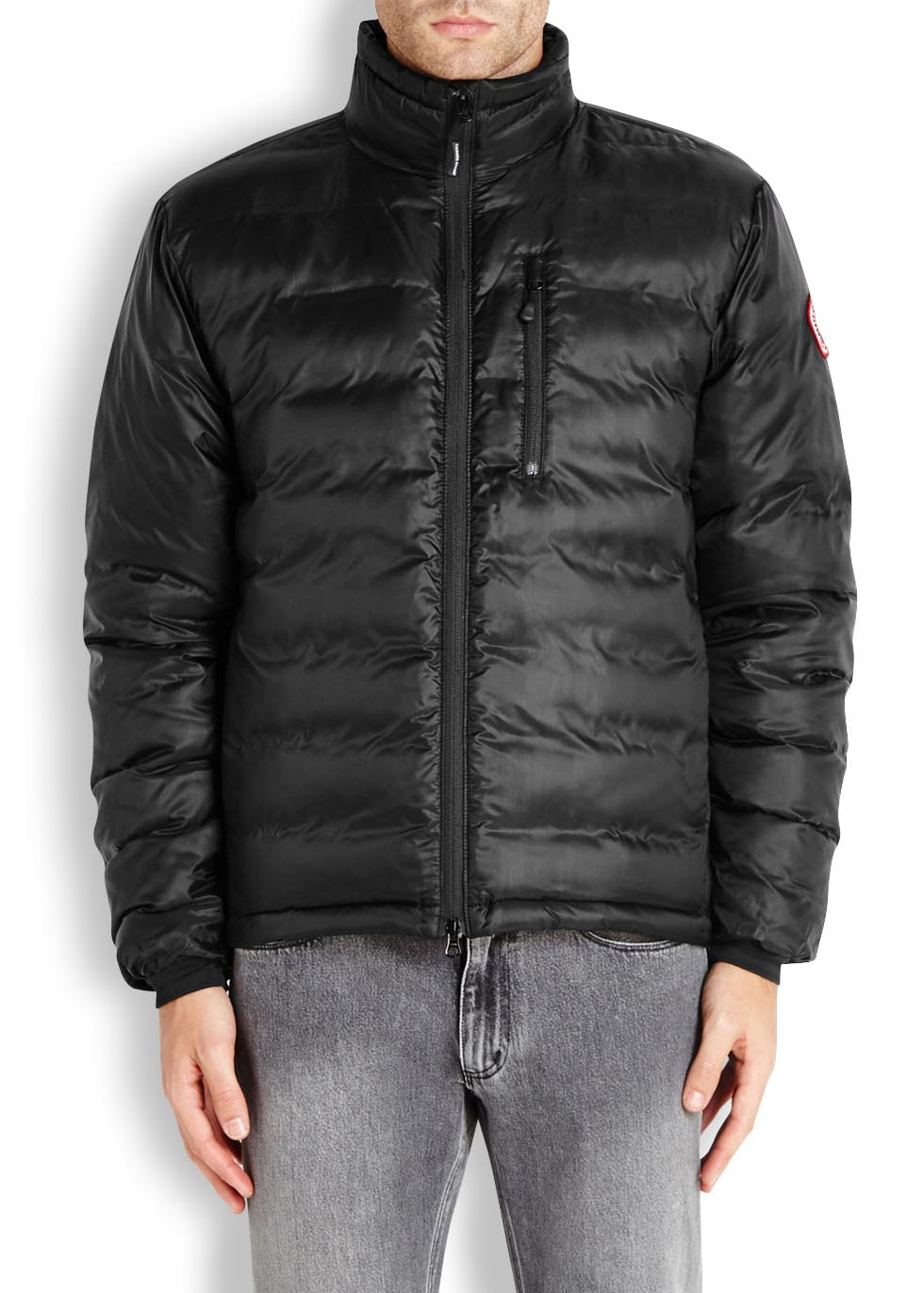 Lodge quilted shell jacket - Canada Goose