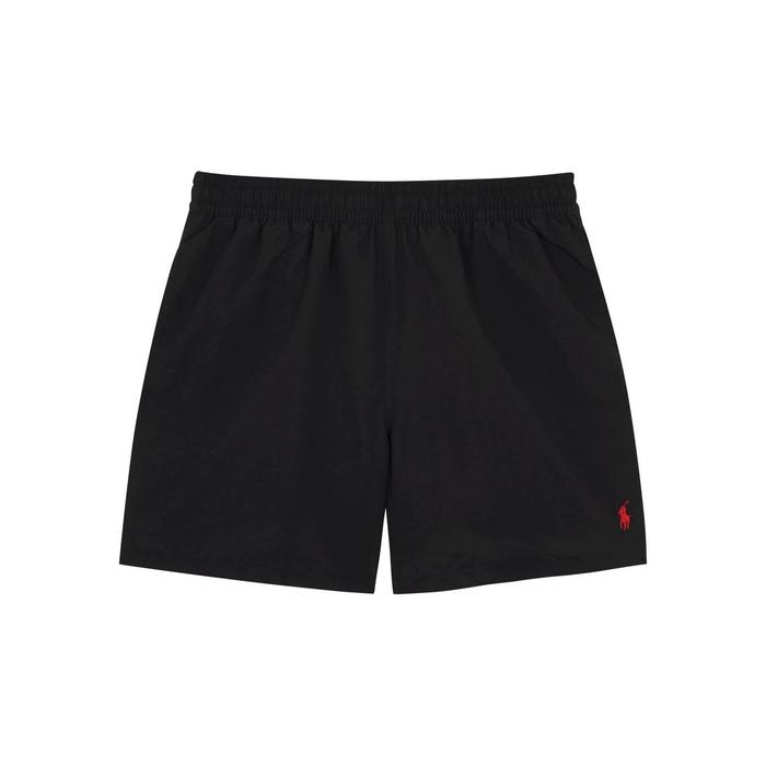 Polo Ralph Lauren Hawaiian Black Swim Shorts