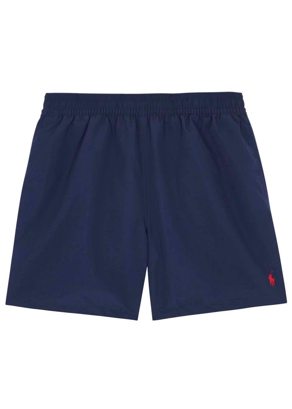 Hawaiian navy swim shorts - Polo Ralph Lauren