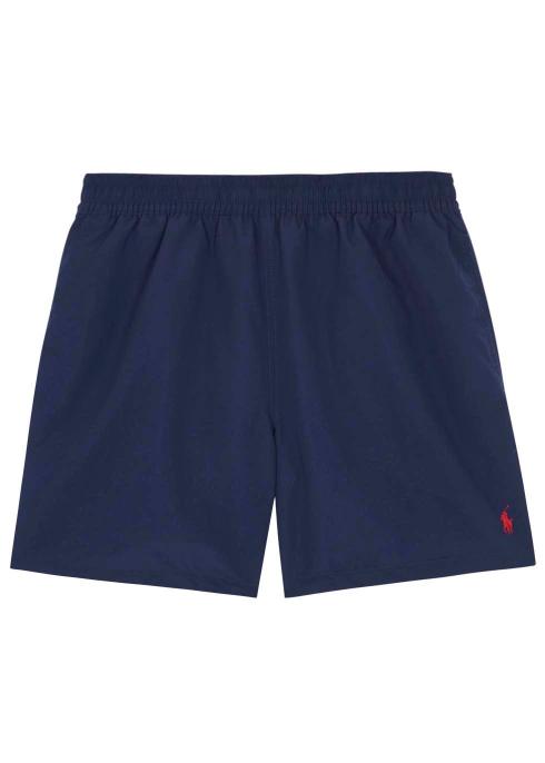 62d3929ea Polo Ralph Lauren Hawaiian navy swim shorts - Harvey Nichols