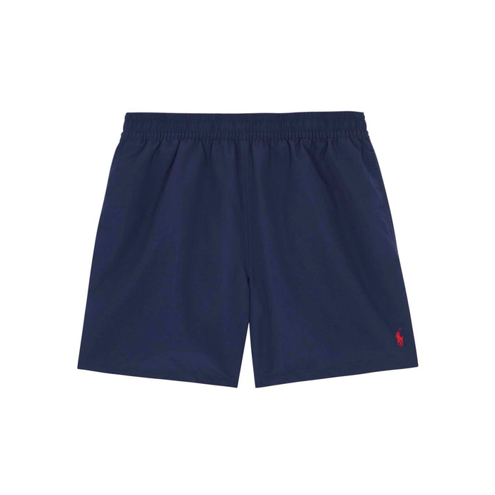 Polo Ralph Lauren Hawaiian Navy Swim Shorts