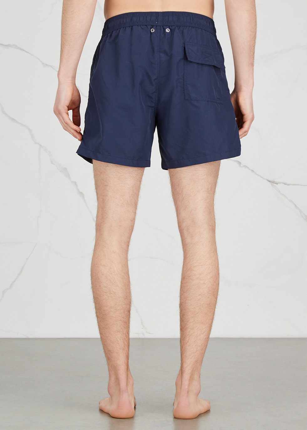 Hawaiian navy swim shorts - Polo Ralph Lauren