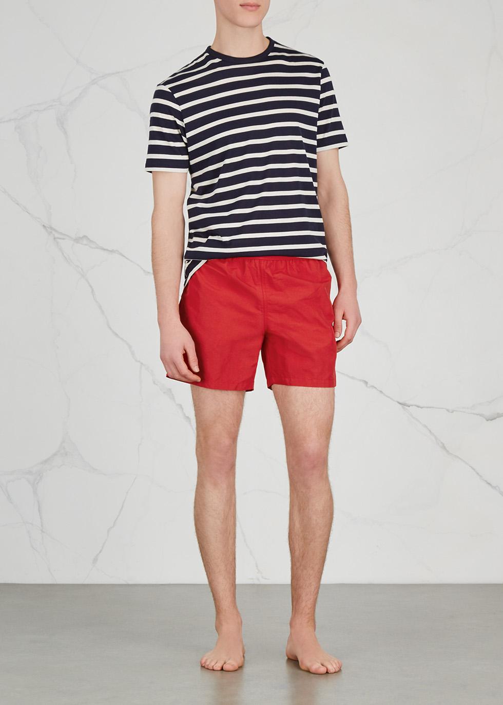 Hawaiian red swim shorts - Polo Ralph Lauren
