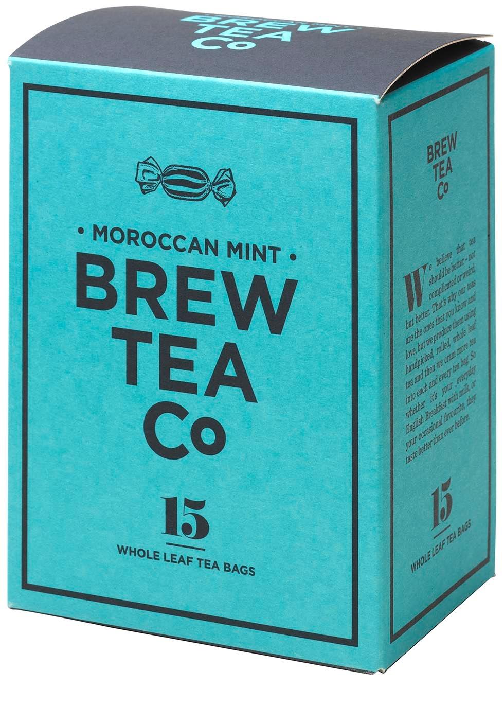 Moroccan Mint Tea Bags x 15
