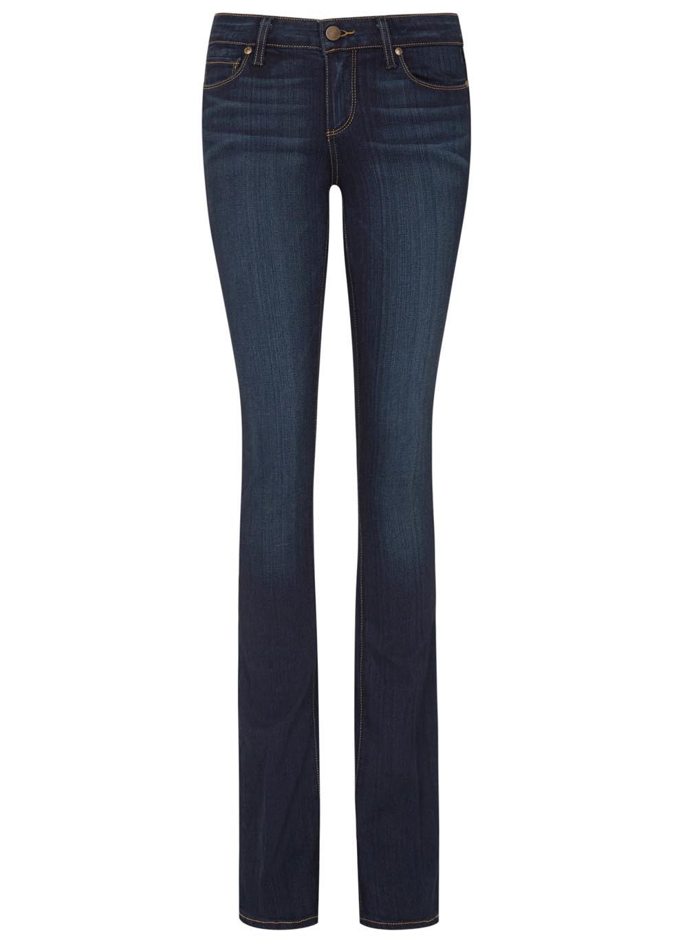 Manhattan Transcend bootcut jeans - Paige