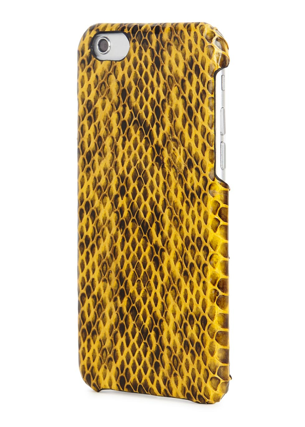 Yellow watersnake iPhone 6/6S case - The Case Factory