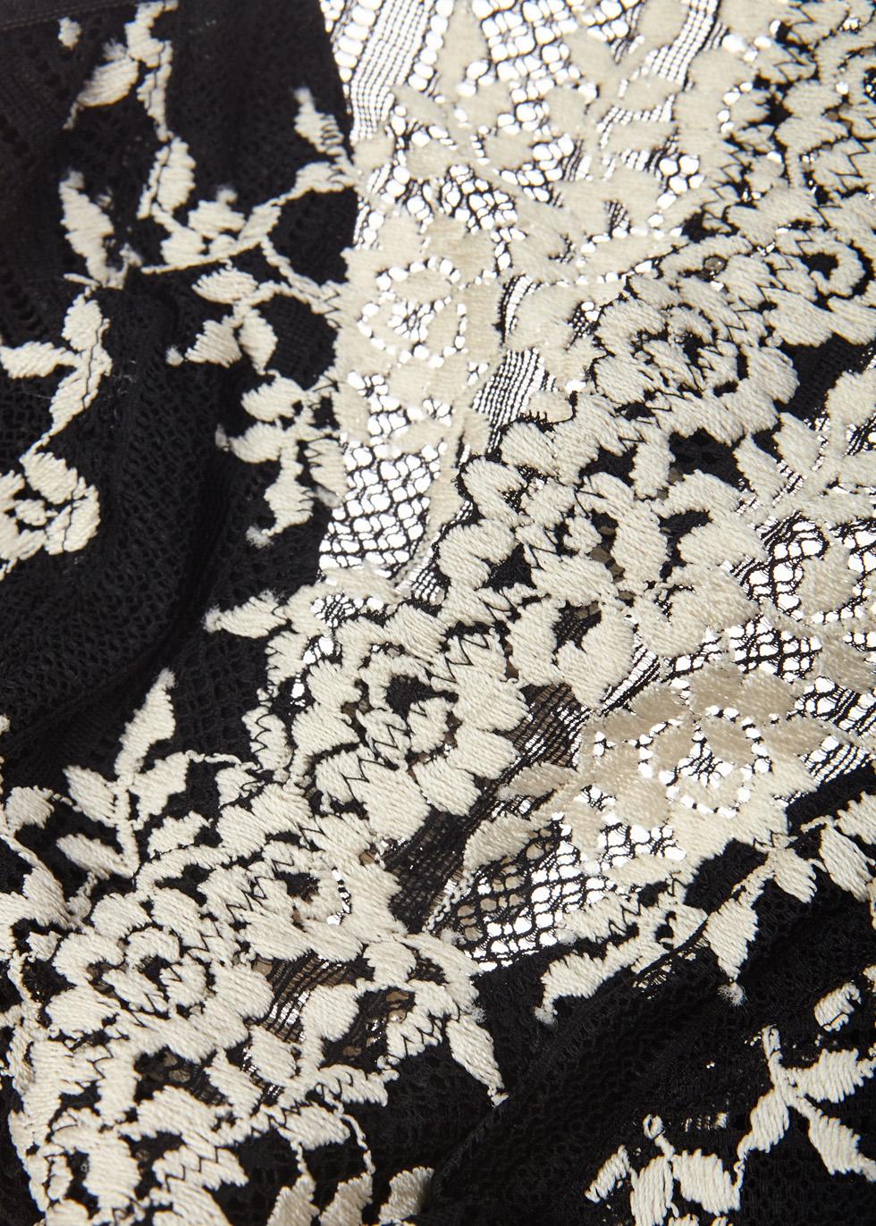 Embrace Lace black soft-cup bra - Wacoal