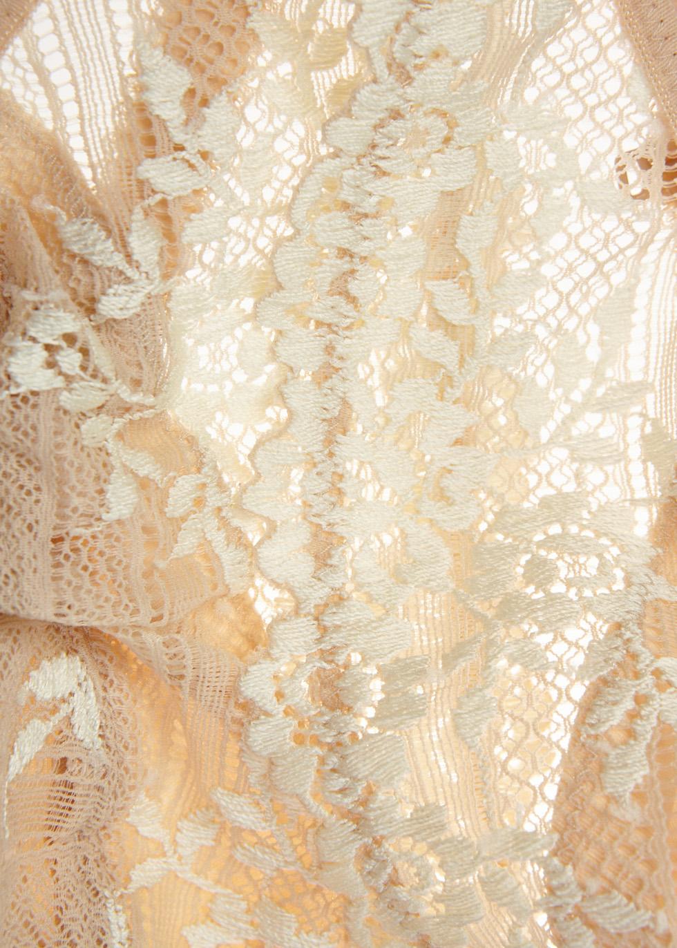 Embrace Lace blush soft-cup bra - Wacoal