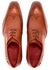 Bay brown leather brogues - Jeffery West