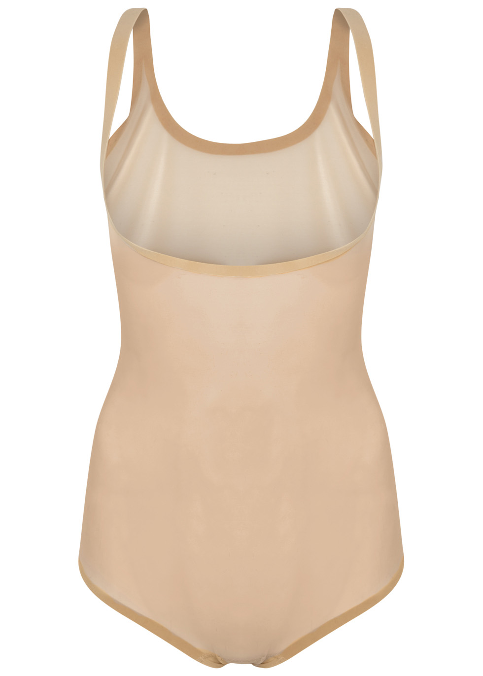 Control Forming almond tulle bodysuit - Wolford