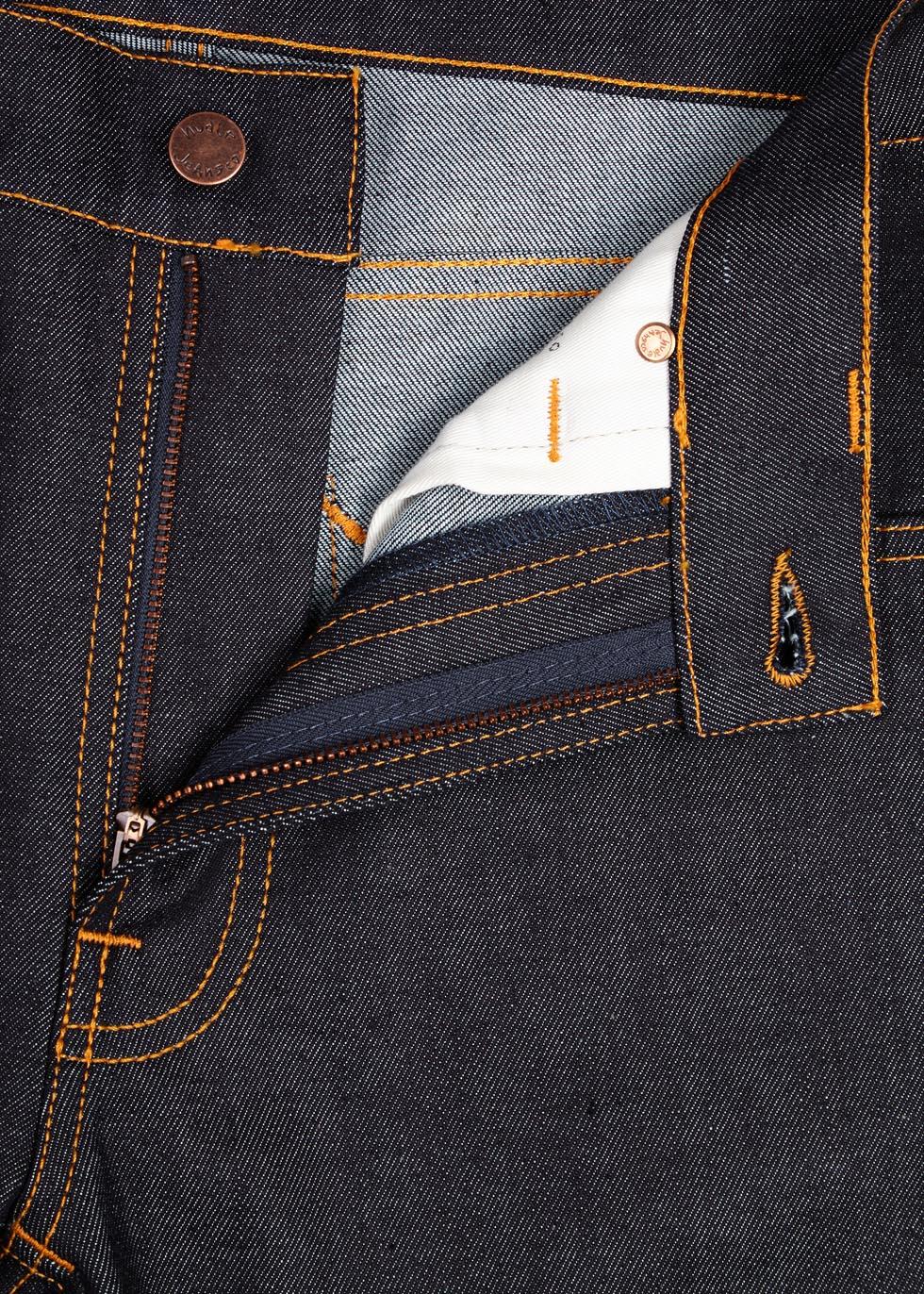 Lean Dean indigo slim-leg jeans - Nudie Jeans