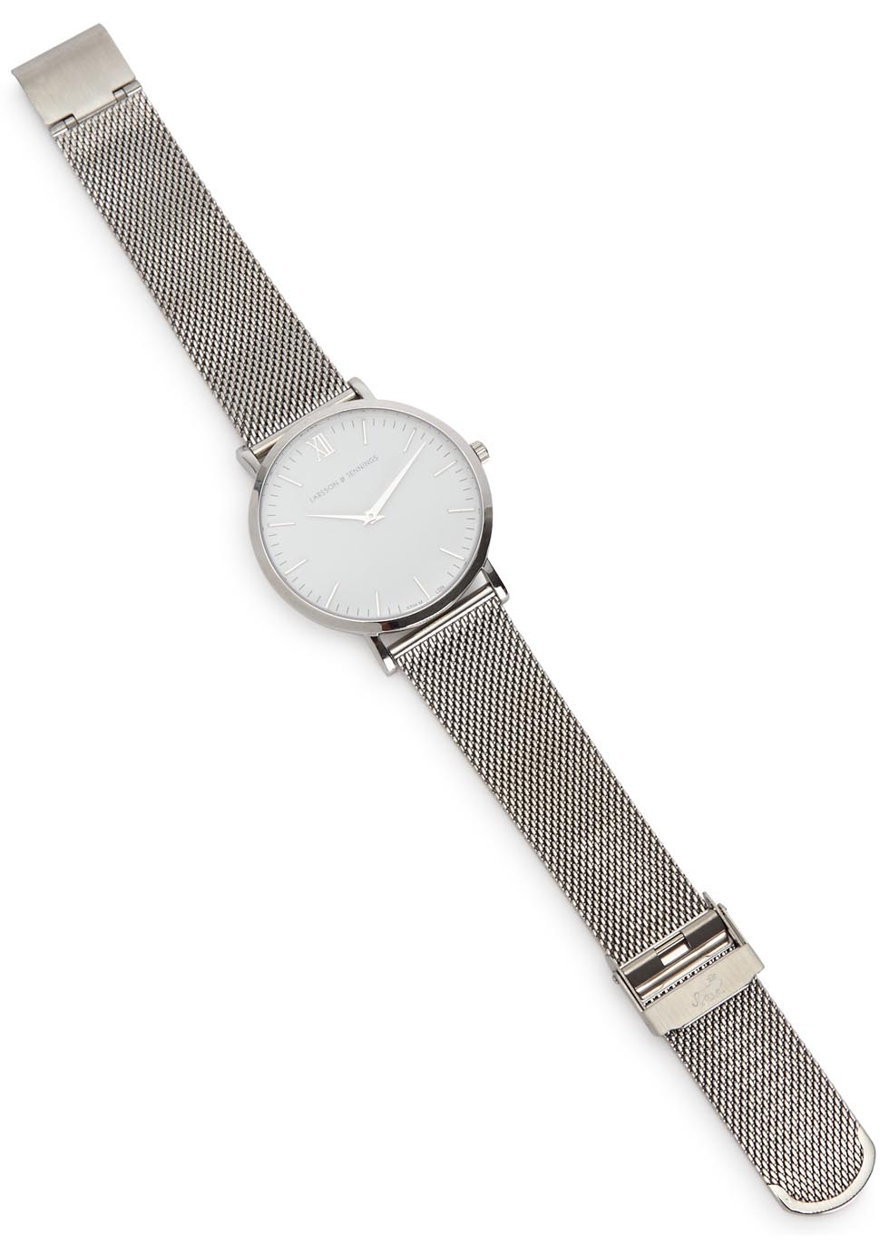 Chain Metal stainless steel watch - Larsson & Jennings