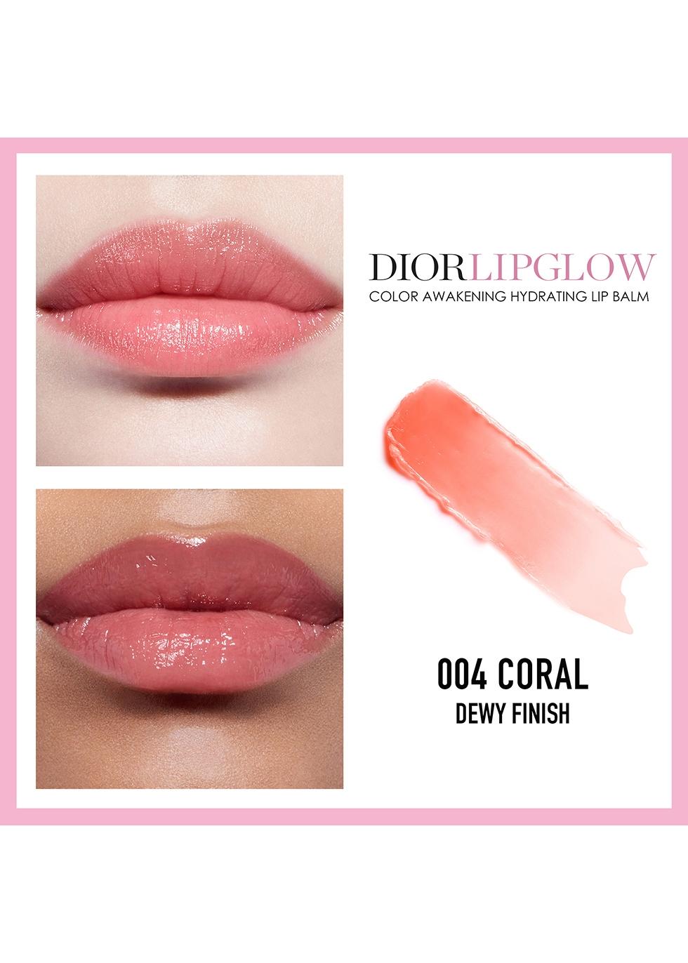 Dior Addict Lip Glow 004 Coral - Dior