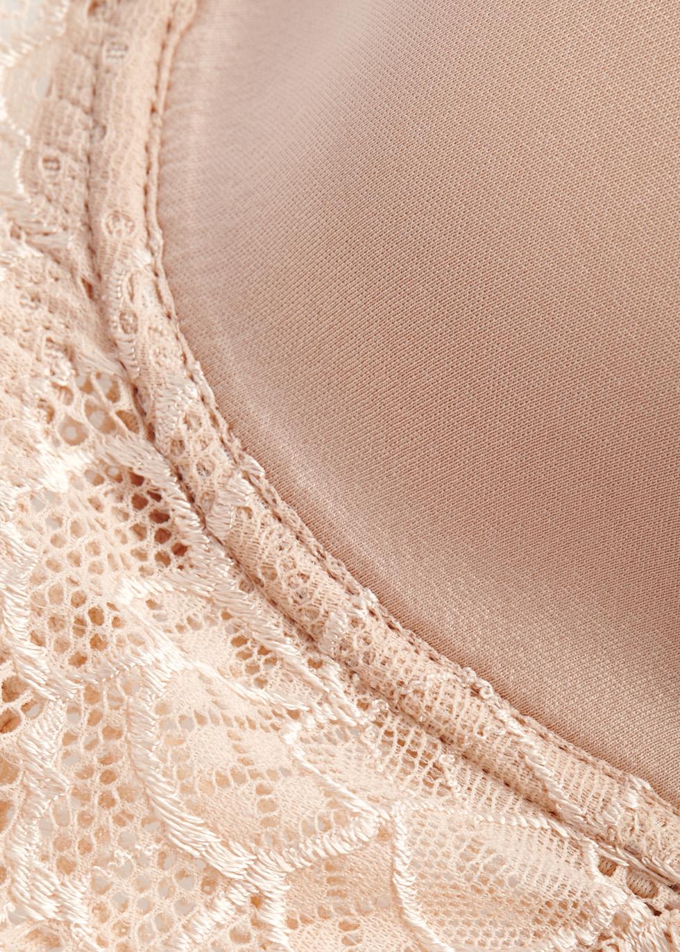 Caresse blush 3D Spacer contour bra - Simone Pérèle