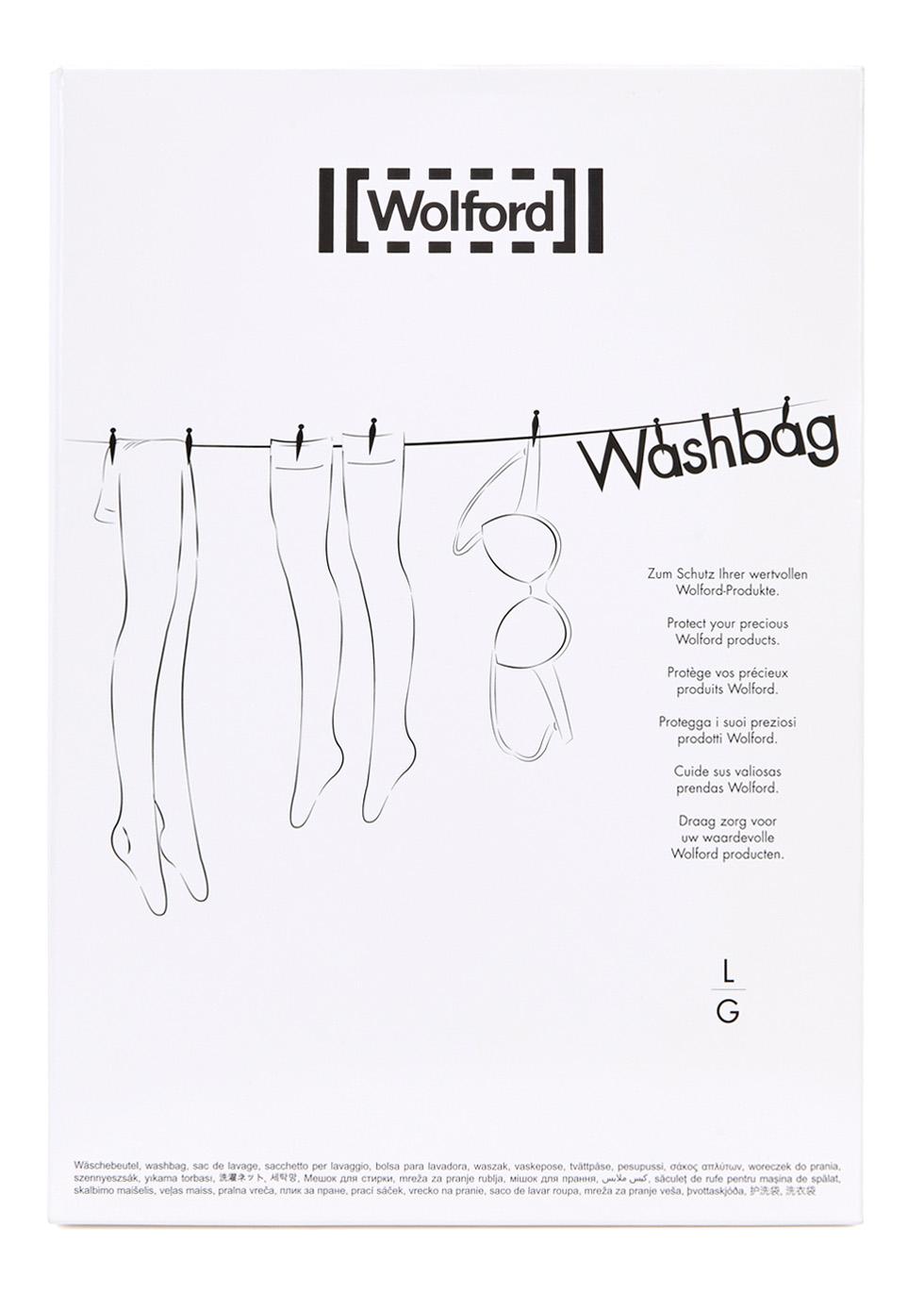 White net washbag - Wolford