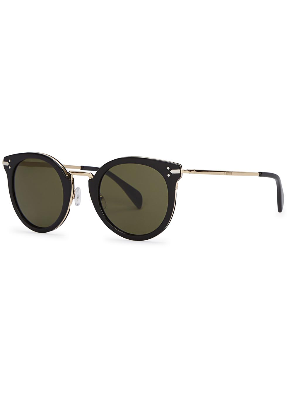 Lea round-frame sunglasses - Celine