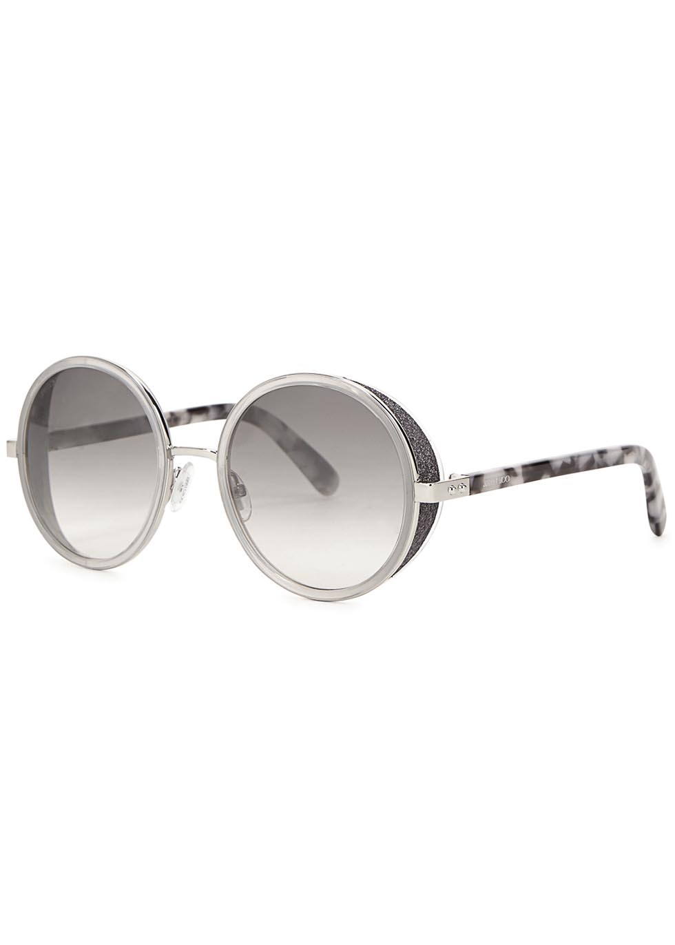 Andie grey mirrored sunglasses - Jimmy Choo
