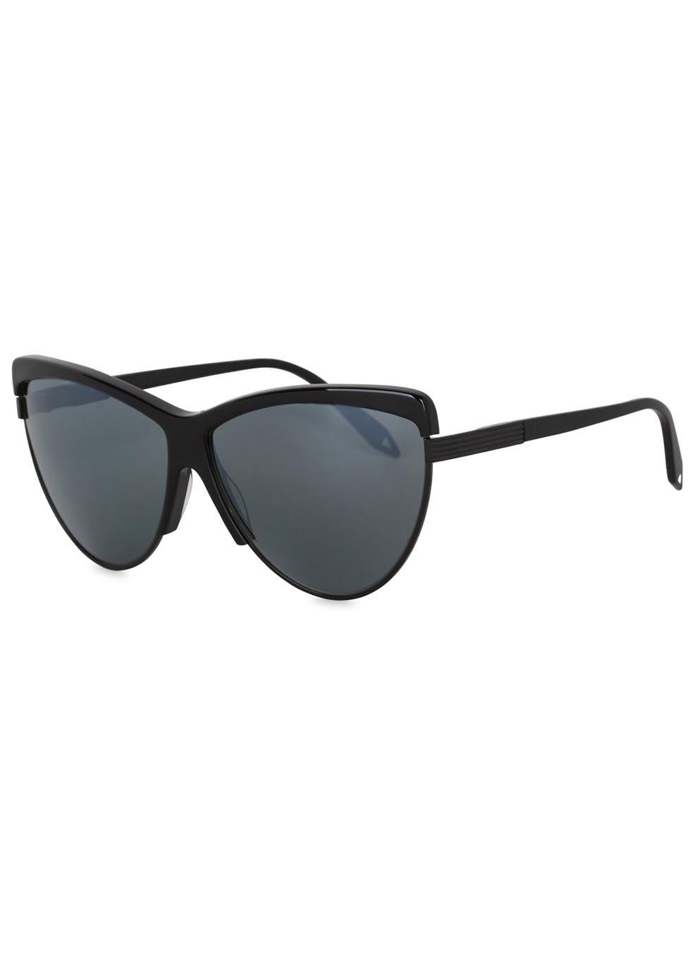 Combination Cat black cat-eye sunglasses - Victoria, Victoria Beckham