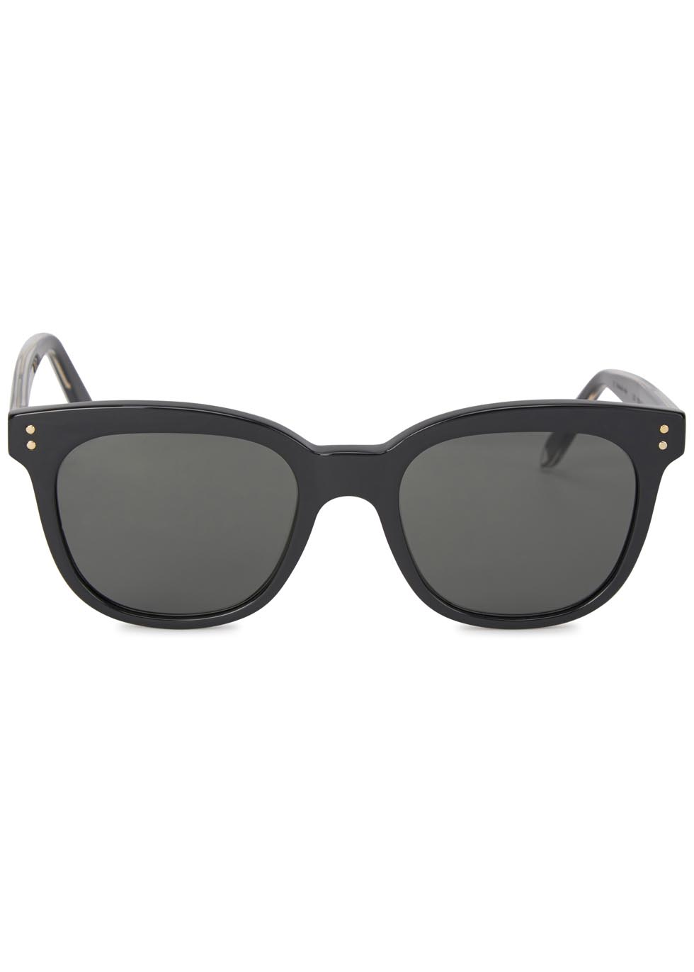 The VB black wayfarer-style sunglasses - Victoria Beckham