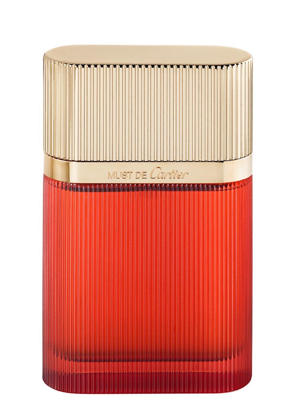 Must De Cartier Gold Eau De Parfum 50ml