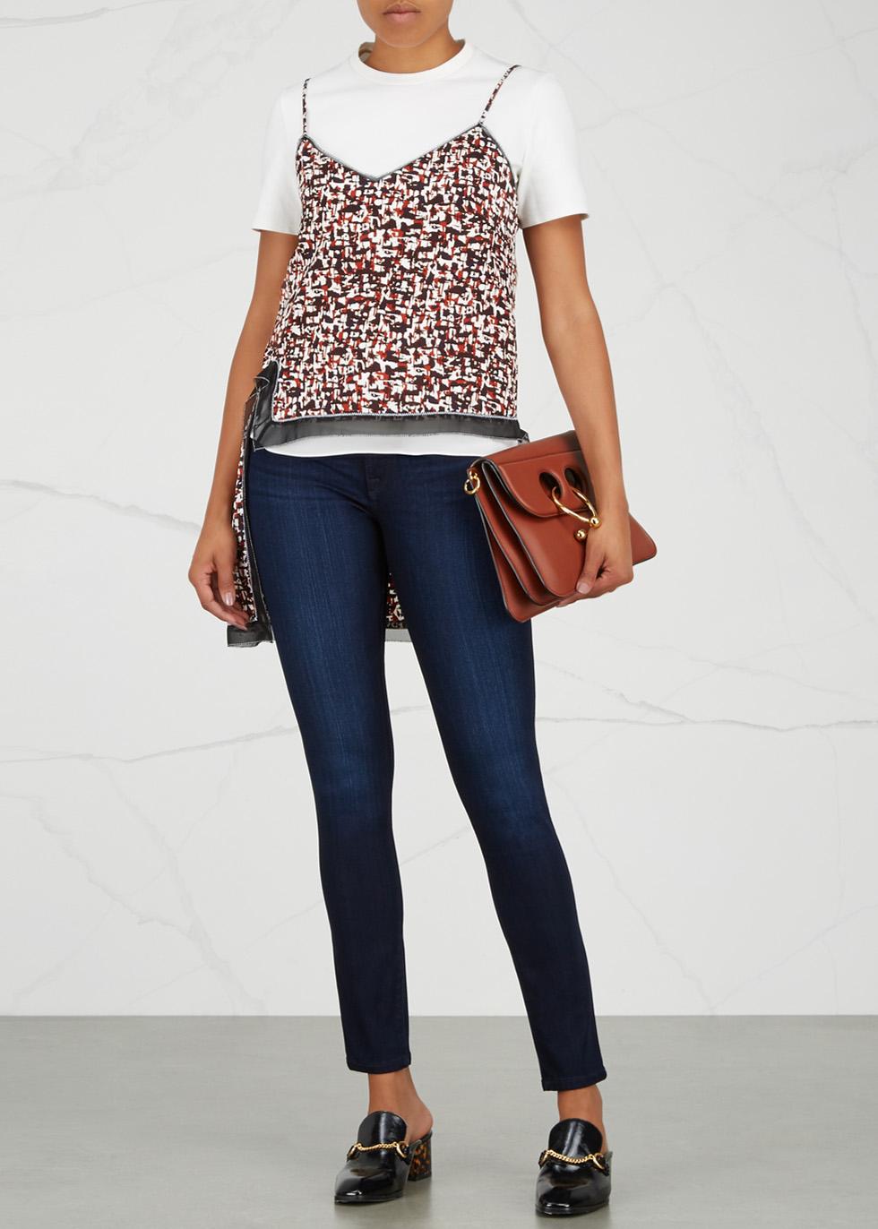 Florence Instasculpt indigo skinny jeans - DL1961
