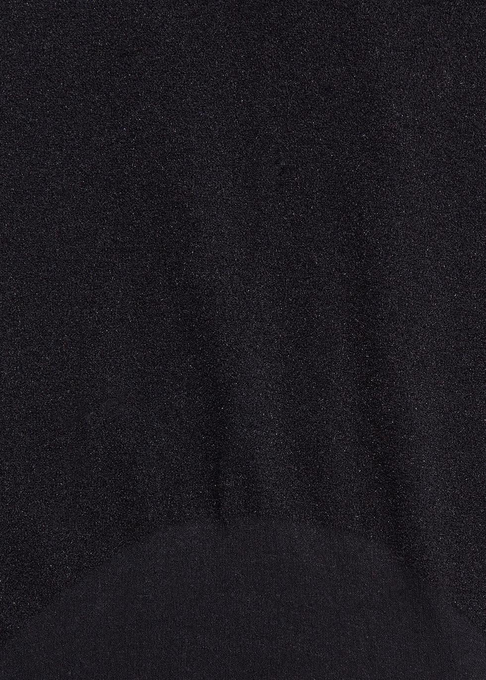Pure black sheer 10 denier tights - Wolford