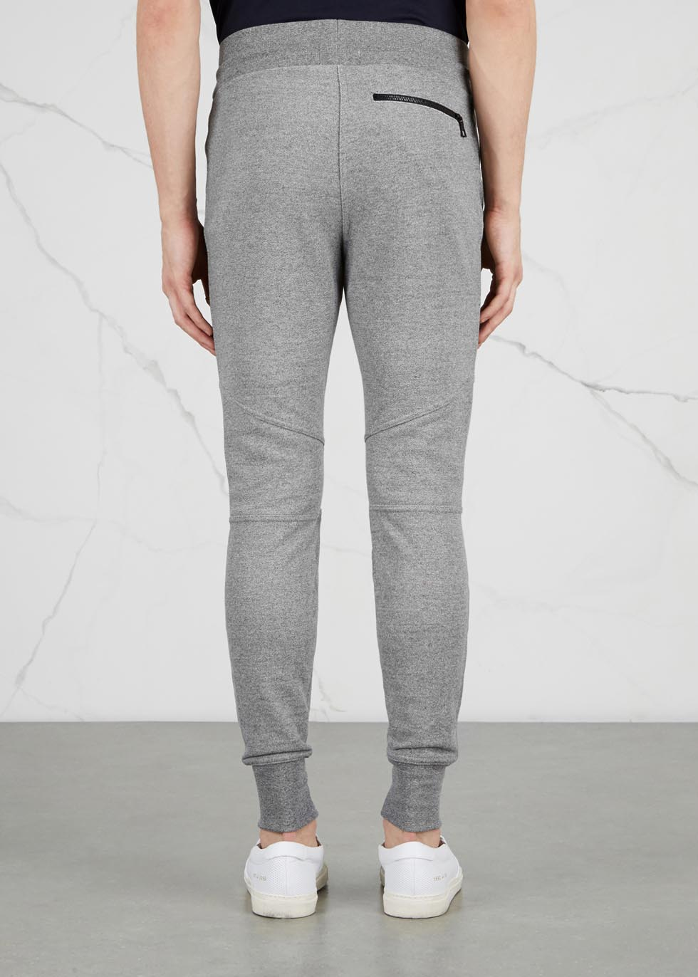 Escobar grey jersey jogging trousers - John Elliott